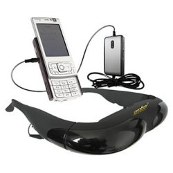 Hot vision video goggles